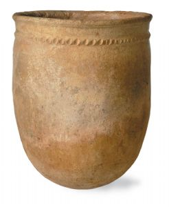 Mediterranean 2 Fibreglass Planter In Terracotta Finish from potstore.co.uk
